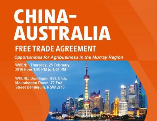 The China-Australia FTA (ChAFTA): Opportunities for ...